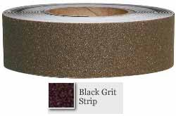 Black Replacement Grit Strip Inserts GSIB