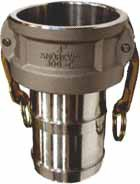 Uni-Chem Cam & Groove Couplings - Part C