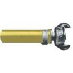 Jack Hammer Hose - Yellow - 300# Pneumatic Tool Air Hose Assembly