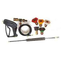 Cold Water Pressure Washer - Accessory Kit