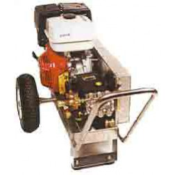 Cold Water Pressure Washer - Gas Belt Drive