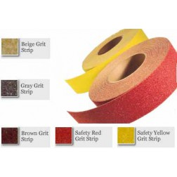 Colored Replacement Grit Strip Inserts