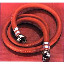 3/4in. x 2BR Contractors Air Hose CPLD Universal