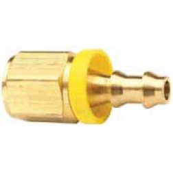 Push-On Hose Barb - Female NPTF