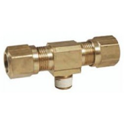 Air Brake Fittings - Male Branch Tees