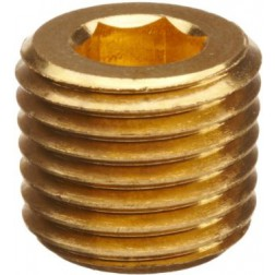 Pipe Plug / Hex Socket Plug