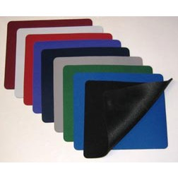 Mouse Pad Material - Open Cell Sponge Sheet Rubber With Polyester One Side