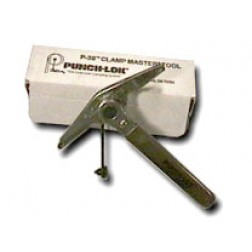 Center Punch Clamp Locking Tool-Ratchet Style  F38