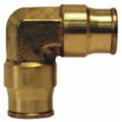 Brass Push-In Fittings - Union Elbows
