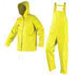 PVC/Polyester Rainsuit