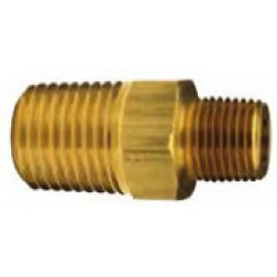 Reducer Hex Nipples Brass SAE 130137
