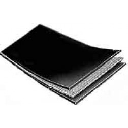 Nylon Inserted Neoprene Sheet - Cut/Slit to Size