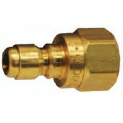 Hydraulic Fittings - Quick Connect - Straight Through - Female Plugs