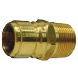 Hydraulic Fittings - Quick Connect - Straight Through - Male Plugs