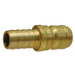 Hydraulic Fittings - Quick Connect - Straight Through - Standard Hose Barbs - Plugs