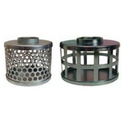 Couplings and Accessories - Strainers