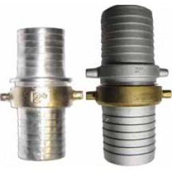 Short Shank Suction Coupling - Complete Couplings