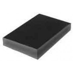 "Viton Sheet Rubber 48"" Wide"