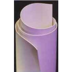 "White Nitrile Sheet 36"" or 48"" Wide in full Rolls"