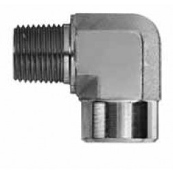 Hydraulic Fittings - Hydraulic Pipe Fittings - 90° Street Elbows