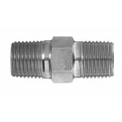 Hydraulic Fittings - Hydraulic Pipe Fittings - Hex Pipe Nipples