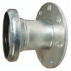 Type B Female with 150 ASA Flange with Gasket